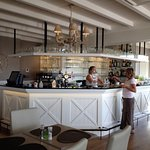 Bar du restaurant de l'hotel