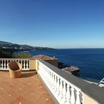 5th floor Suite for 2 adults & 2 children with sun terrace and stunning view over the Bay and So