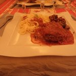 Osso Bucco et so.n accompagnement