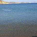 Nice secluded beach