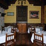 Comedor de La Vileta