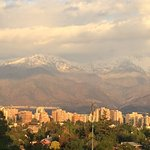 The Andes!