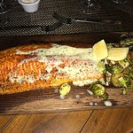 Steelhead - One of the best fish dishes I've ever eaten!
