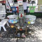 Doggie Water station!