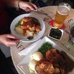 Wonderful Sunday lunch again