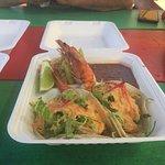 Shrimp tacos- get!