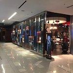 Hard Rock Hotel lobby
