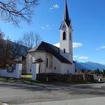 Pfarrkirche Egg/Brdo
