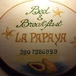 Photo of B&B La Papaya