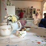 Cornwall - The Tearoom