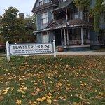 Photo de Haysler House Bed and Breakfast Inn
