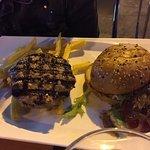 Buenísima hamburguesa