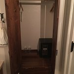 closet, with safe