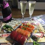 Ocean Sushi ภาพถ่าย