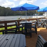 Dining on Eco Deck