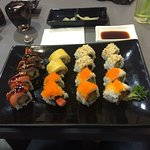 California roll and others