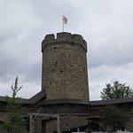 Parapet Walk and Hexenturm