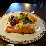 Lake Louise Station Restaurant Foto