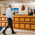 Distinction Whangarei Hotel Reception