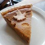 Mrs Londons Pumpkin Pie