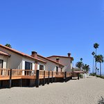 Ocean front cabins (King rooms)