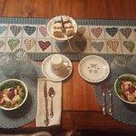 B&B Breakfast: Fruit Salad!