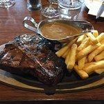 The Squire's Loft 500gm T-Bone Steak