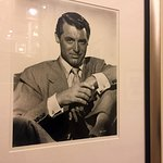 Cary Grant lived in this hotel for 12 years.