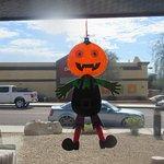 Halloween Decorations, iHOP, Lake Havasu City, AZ
