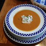 My Bisque at Duke's Chowder House Kent Station