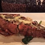 A must-try! Lobster Thermidor
