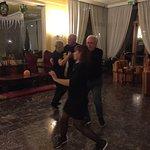 Ballo del 29 ottobre 2016 e la brava e simpatica  Dalila