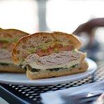 Hook's Sandwich