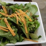 Side orders of Salad and greens