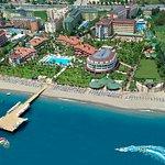 Saphir Hotel - Genel Görünüm