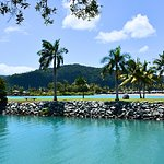 Walking around Airlie beach