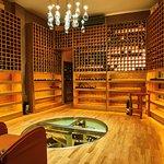 3000 wine bottles cellar