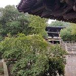 Проходы между храмом