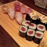 Assorted Sushi Nigiri