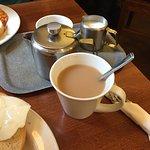 Full English and tea