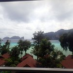 Great views.