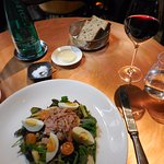 A truly exquisite MARK Salade nicoise