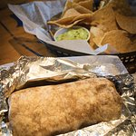 A little pillow from Burrito heaven