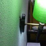 broken lamp shade :)