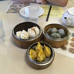 My favorite dim sum place in the world!