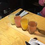 Mimosa flight