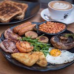 Beanhive Full Irish Breakfast