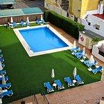 Small swimming pool