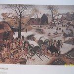 """Pieter Brueghel II, """"El Censo de Belén""""."""