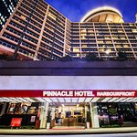 Foto di Pinnacle Hotel Vancouver Harbourfront